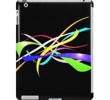 Color Nine Ribbon iPad Case/Skin