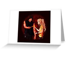 Bethyl - Baby, I'm Your Light, Greeting Card