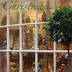 Toyshop Christmas greetings by Heather Thorsen