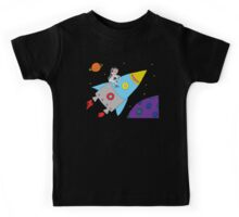 Rocket to Outer Space Kids Tee