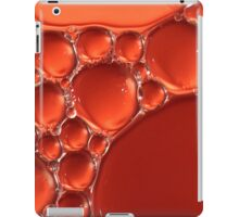 Shades of Red and Orange iPad Case/Skin
