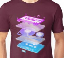 Cassette Explosion - Tape Music Unisex T-Shirt