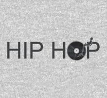 Hip Hop Vinyl - DJ Music Deck Kids Clothes