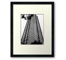 Urban Myth Framed Print