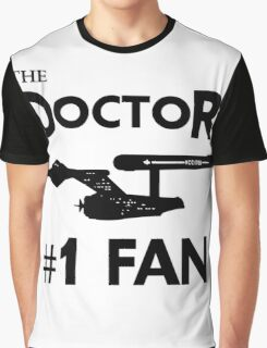 The Doctor #1 Fan Graphic T-Shirt