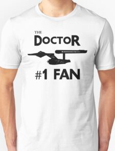 The Doctor #1 Fan T-Shirt