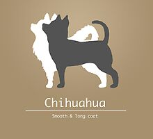 Chihuahua #1 by ChiliMonsters