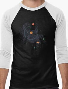 Inner Space Men's Baseball ¾ T-Shirt