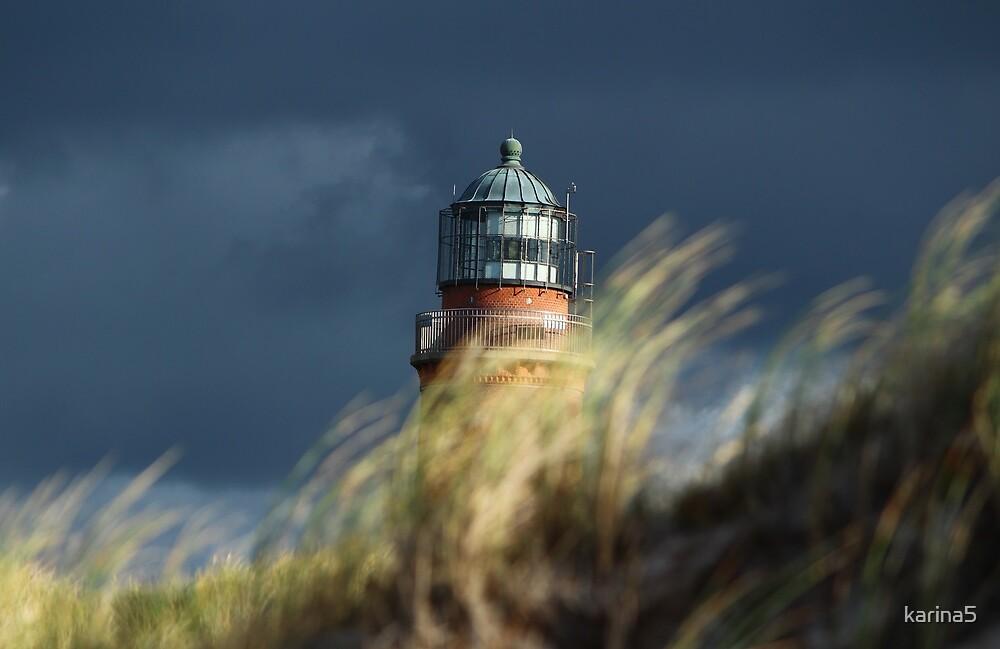 Hidden Lighthouse by karina5