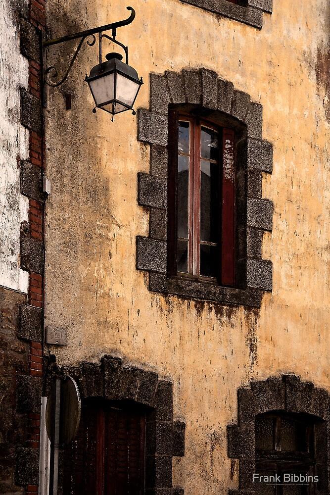 Window of Tears, Pont Aven  2012 by Frank Bibbins