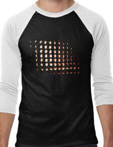 Night Life Men's Baseball ¾ T-Shirt