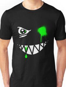 Grin for me. Unisex T-Shirt