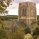 Mount St Bernard's Abbey by Wulfrunnut