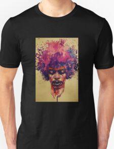 Jimi Hendrix fan art T-Shirt