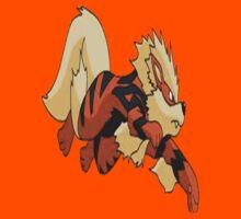 Pokemon Arcanine by s0ph13c