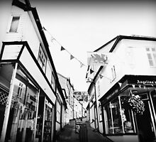 The little Welsh street by Lewis Kesterton Photography