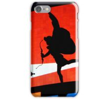 Picadilly Circus iPhone Case/Skin
