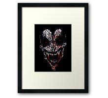 -SANGUINE- Framed Print