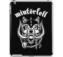 Winterfell Rules! iPad Case/Skin