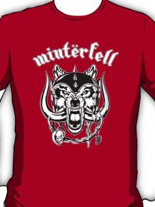 Winterfell Rules! T-Shirt