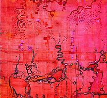 Listen, original oil on linen by Regina Valluzzi