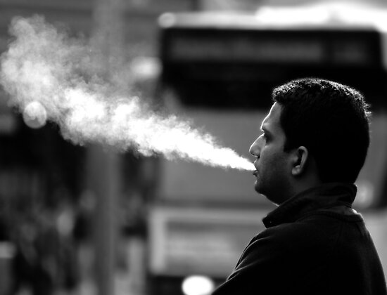 Smoke by patcheah