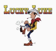 Lucky Luke One Piece - Long Sleeve