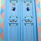 silent doors by annet goetheer