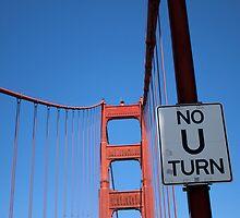 Golden Gate Bridge by Paul Roberts