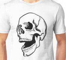 demonic skull Unisex T-Shirt