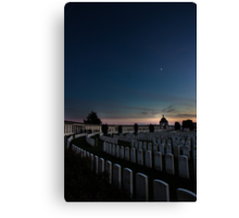12,000 Graves Canvas Print