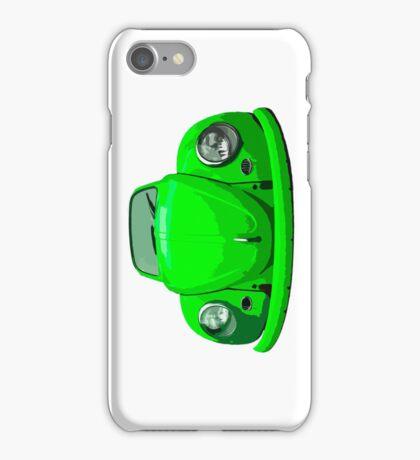 Green Vdub iPhone Case iPhone Case/Skin