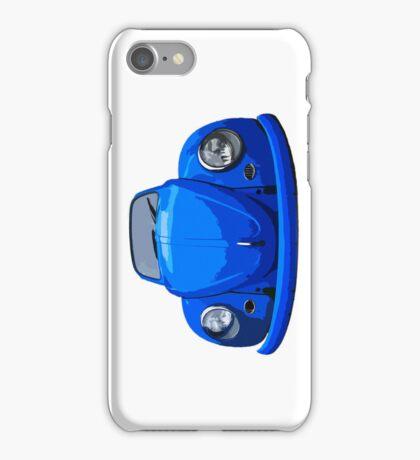 Blue Vdub iPhone Case iPhone Case/Skin