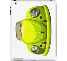 Yellow Vdub iPad Case iPad Case/Skin