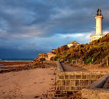 Early Morning at Point Lonsdale by Christine Smith