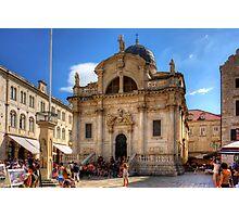 Katedrala Velika Gospa Photographic Print