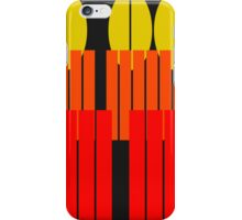 Urban Abstract - Sunset Autumn iPhone Case/Skin