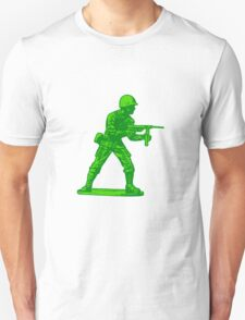 green toy soldier T-Shirt