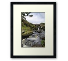 Three Shire Heads Framed Print