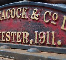 Beyer, Peacock & Co 1911 by threewisefrogs