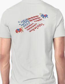 Political Divide T-Shirt