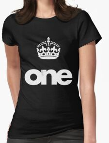 ONE BIG Womens Fitted T-Shirt