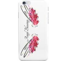 Archangel Ariel: Angel Blessings iPhone Case/Skin