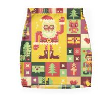 Christmas Pattern No. 1 Pencil Skirt