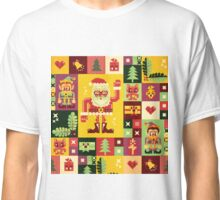 Christmas Pattern No. 1 Classic T-Shirt