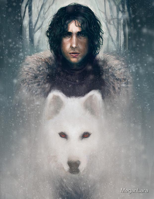 A Boy and His Dog by MeganLara