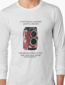 Diane Arbus Long Sleeve T-Shirt