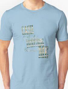 Cash Rules everything around me C.R.E.A.M. - T Shirt Unisex T-Shirt