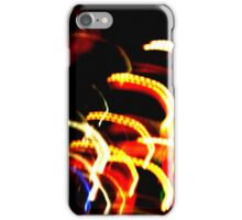 Neon Light Tentacles iPhone Case/Skin