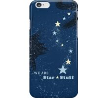 Star Stuff - Blue iPhone Case/Skin